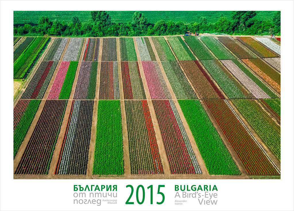 Календар ОТ ПТИЧИ ПОГЛЕД 2016